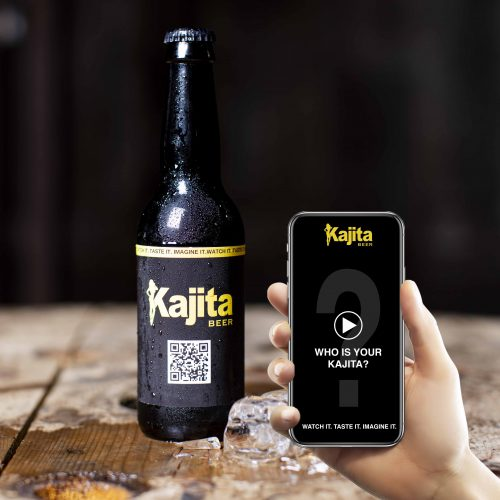 Kajita Beer cadeauverpakking verrassing Who is your Kajita