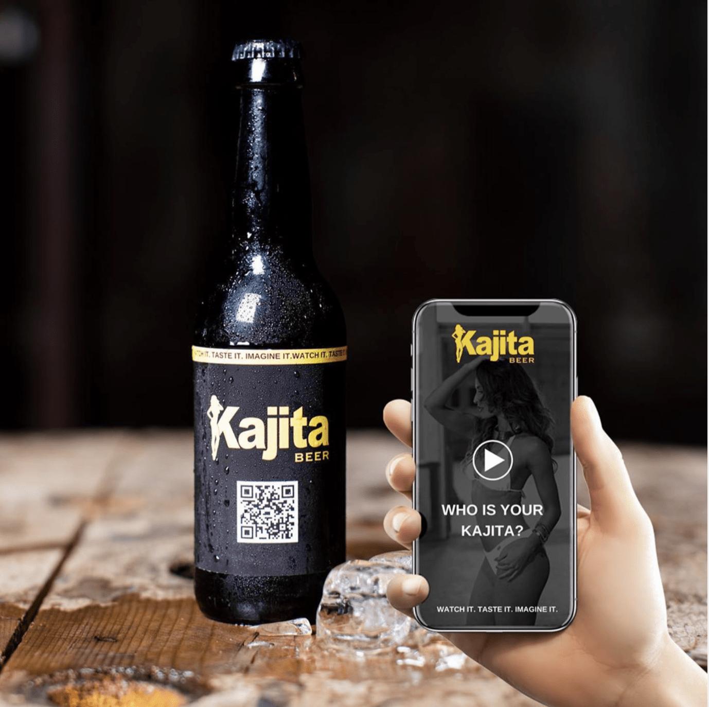 Who is your Kajita bier cadeauverpakking